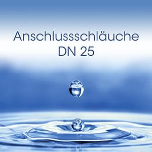 Anschlussschläuche DN25