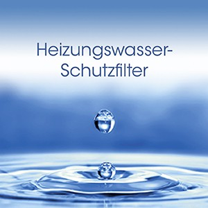 Heizungswasser-Schutzfilter