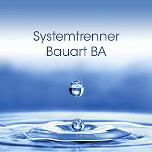 Systemtrenner Bauart BA